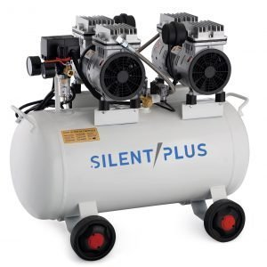 1.5HP 50L silent air compressor