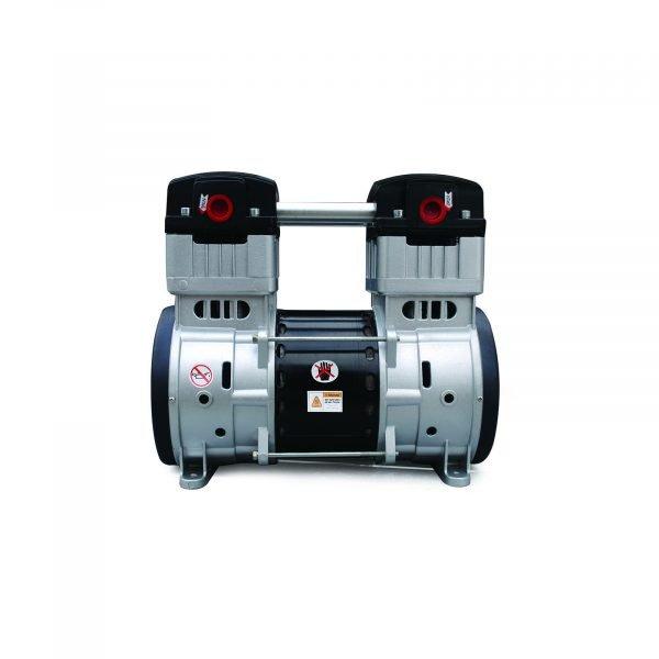 ปั๊มลมปราศจากน้ำมันเงียบ 1100W SP1100 มอเตอร์คอมเพรสเซอร์