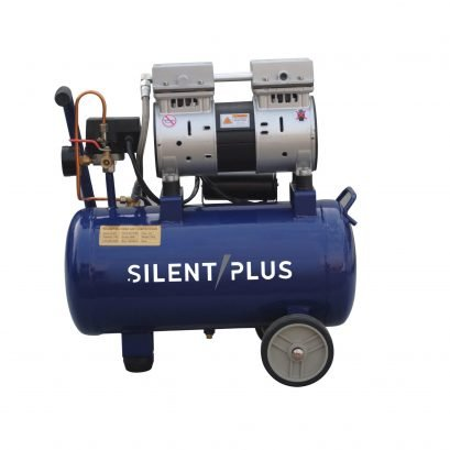24L oil free air compressor