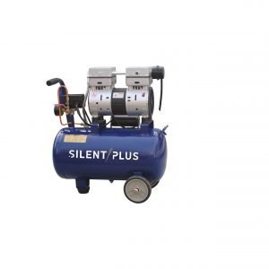 30L oilless 1HP portable air compressor