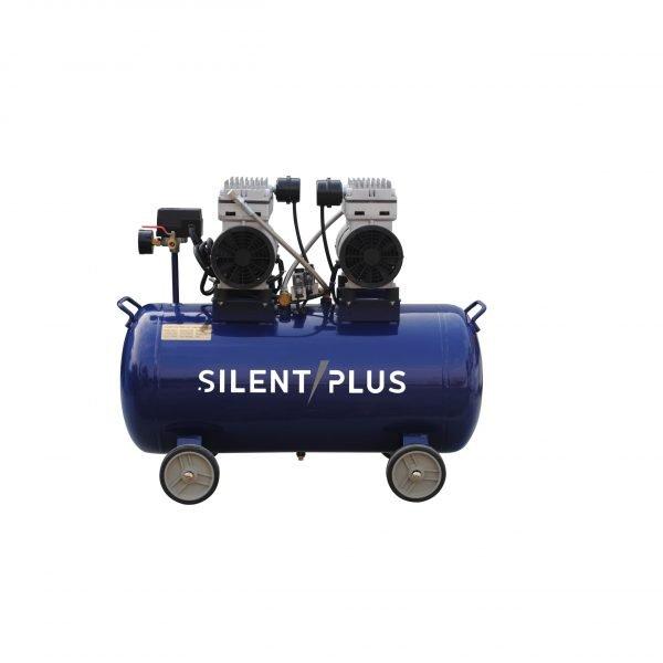 70L 2HP 초 저소음 및 오일 프리 전기 공기 압축기